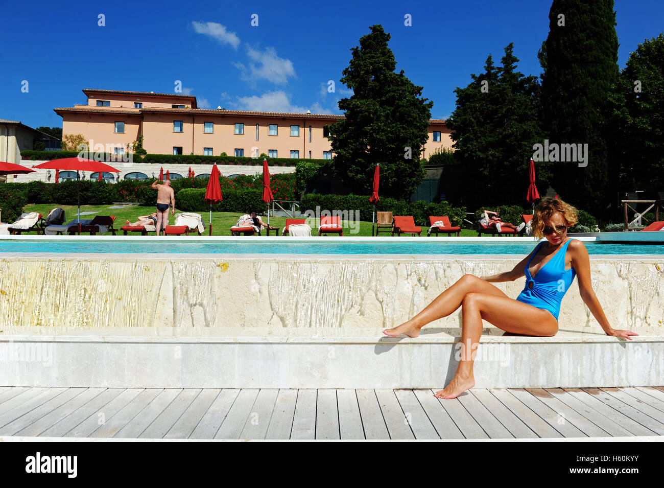 San Casciano Bagni Hotel San Casciano Stock Photos And San Casciano Stock Images Alamy
