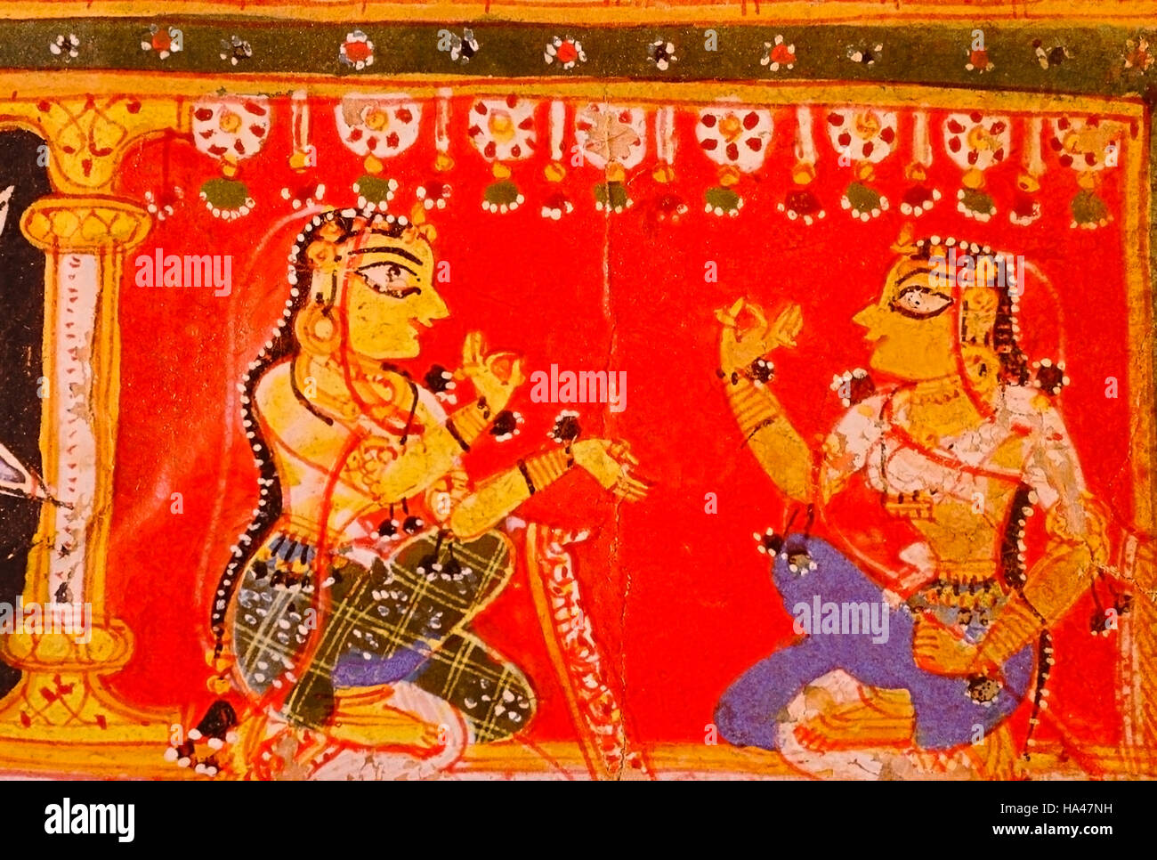 Mughal Art Stock Photos Mughal Art Stock Images Alamy