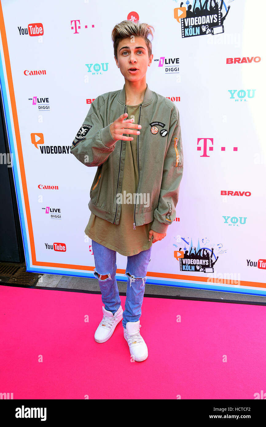 Teppiche Rieger Youtube Videodays At Lanxess Arena Red Carpet Featuring