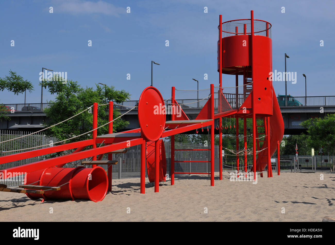 Spielplatz Berlin Kinder Spielplatz Stock Photos And Kinder Spielplatz Stock
