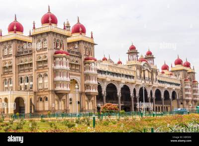 Mysore Palace Stock Photos & Mysore Palace Stock Images - Alamy