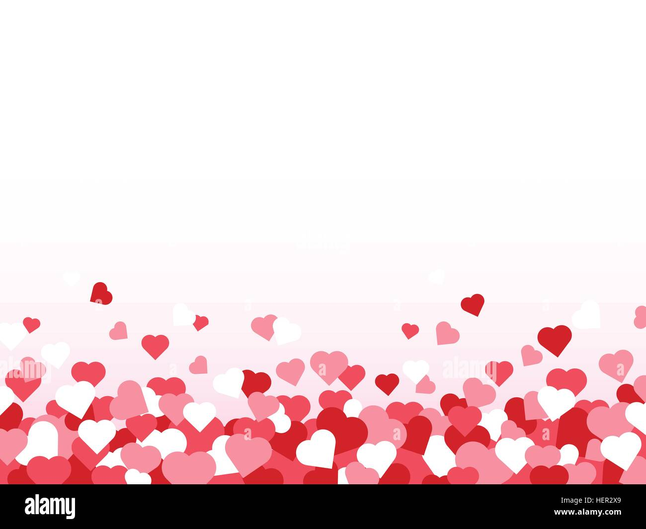 Abstract Background For Valentines Day Greetings With