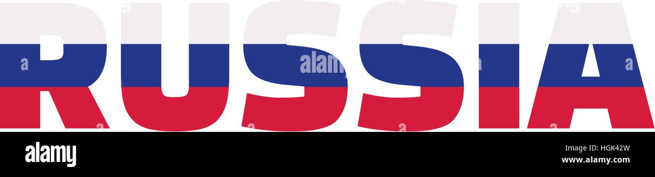 Russia flag word Stock Photo 130727377 - Alamy - word flag