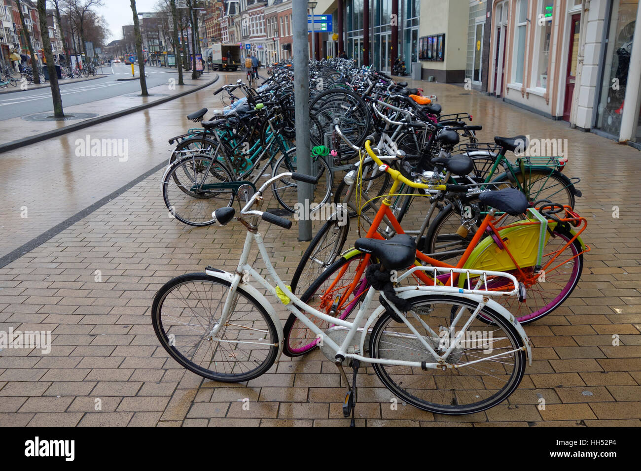 Carport Groningen Fahrradstaender Stock Photos Fahrradstaender Stock Images Alamy