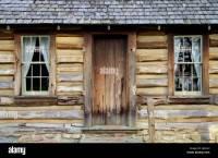 Log Home Exterior Doors | Design Ideas
