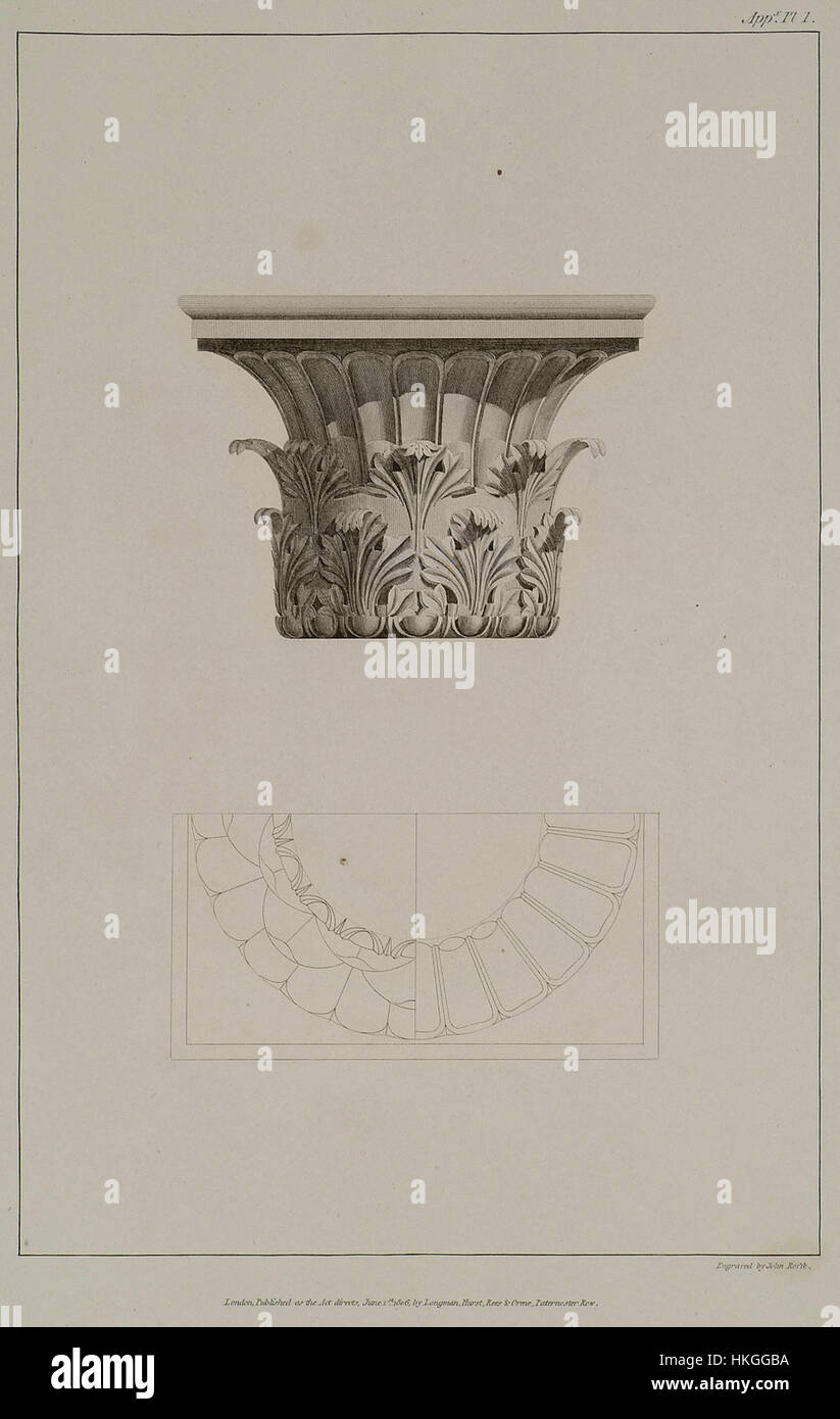 White Marble Island A Corinthian Capital Of White Marble Found In The Island Of Milo
