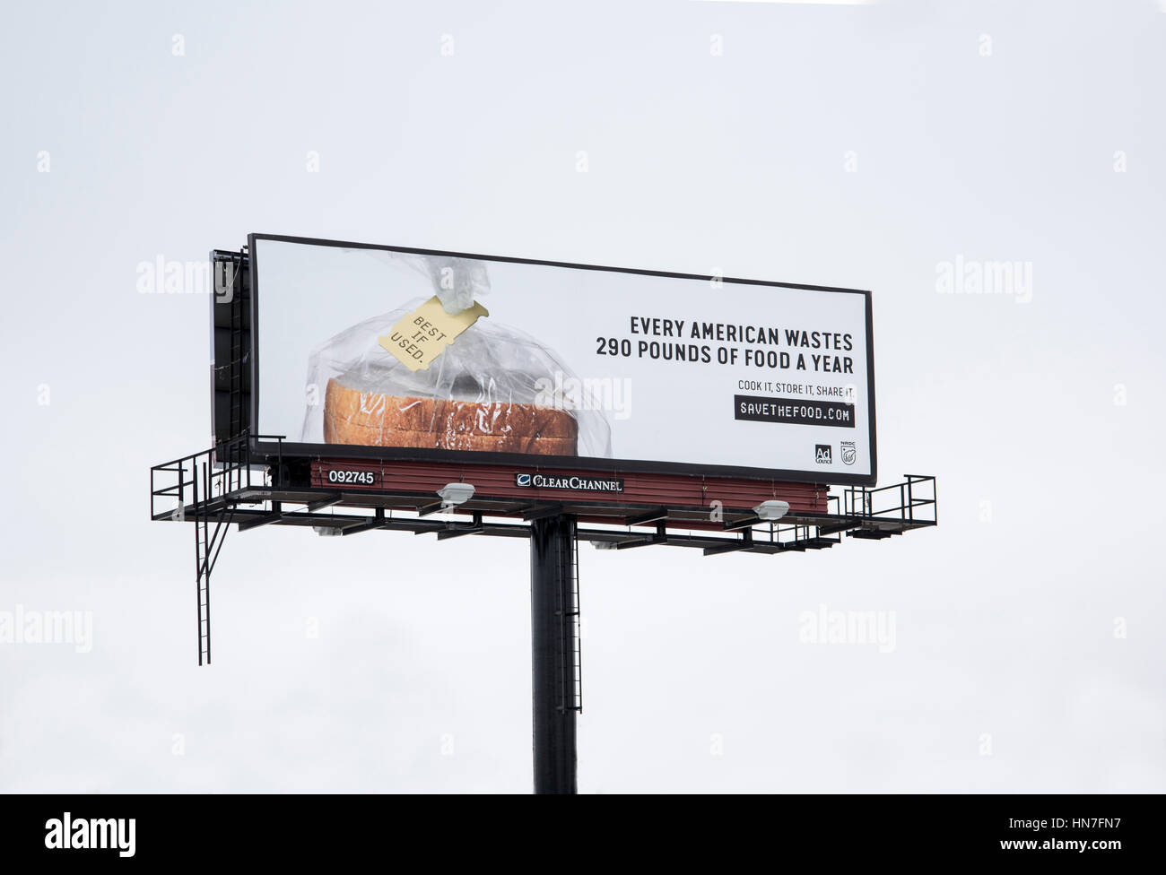 Street Food Lübeck Food Sign Highway Stock Photos & Food Sign Highway Stock