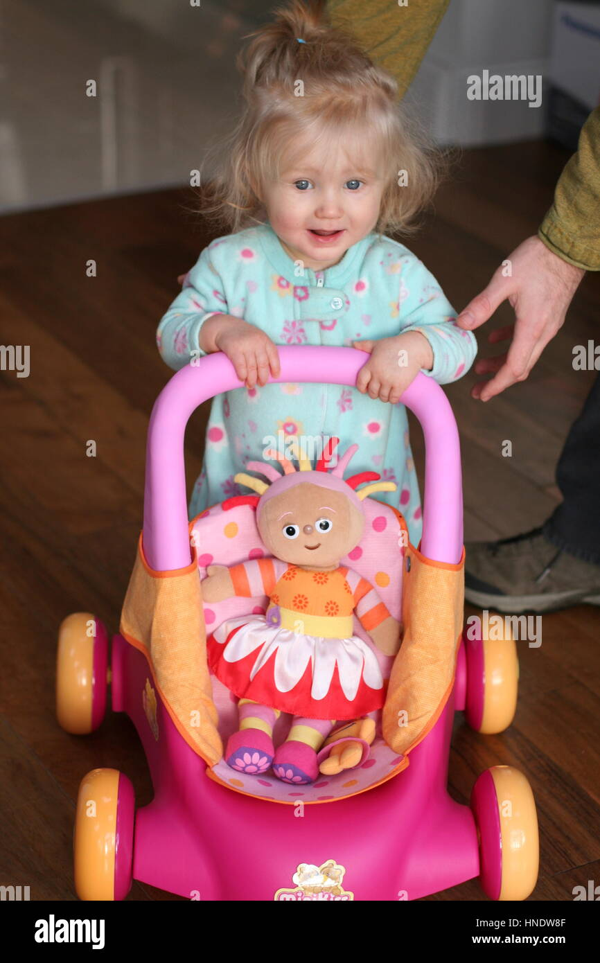 Toy Pram Walker Doll And Pram Stock Photos Doll And Pram Stock Images