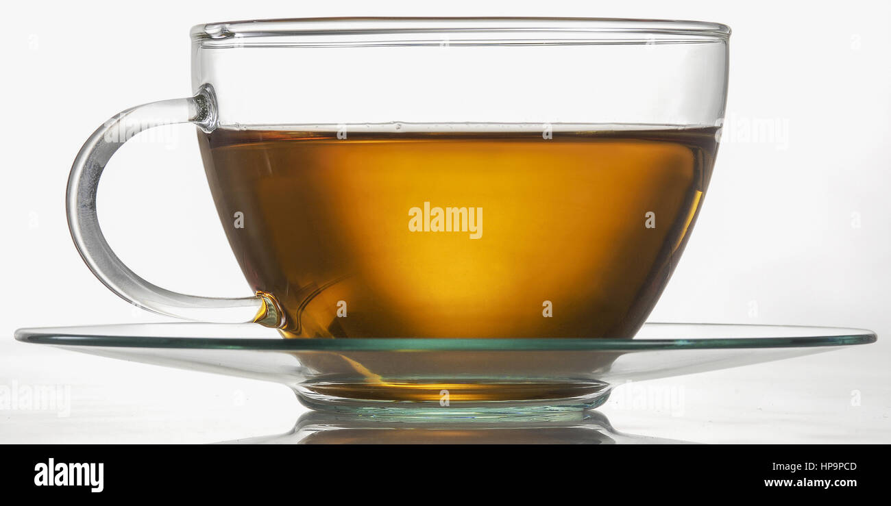 Teetassen Aus Glas Teetasse Aus Glas Stock Photo 134210173 Alamy