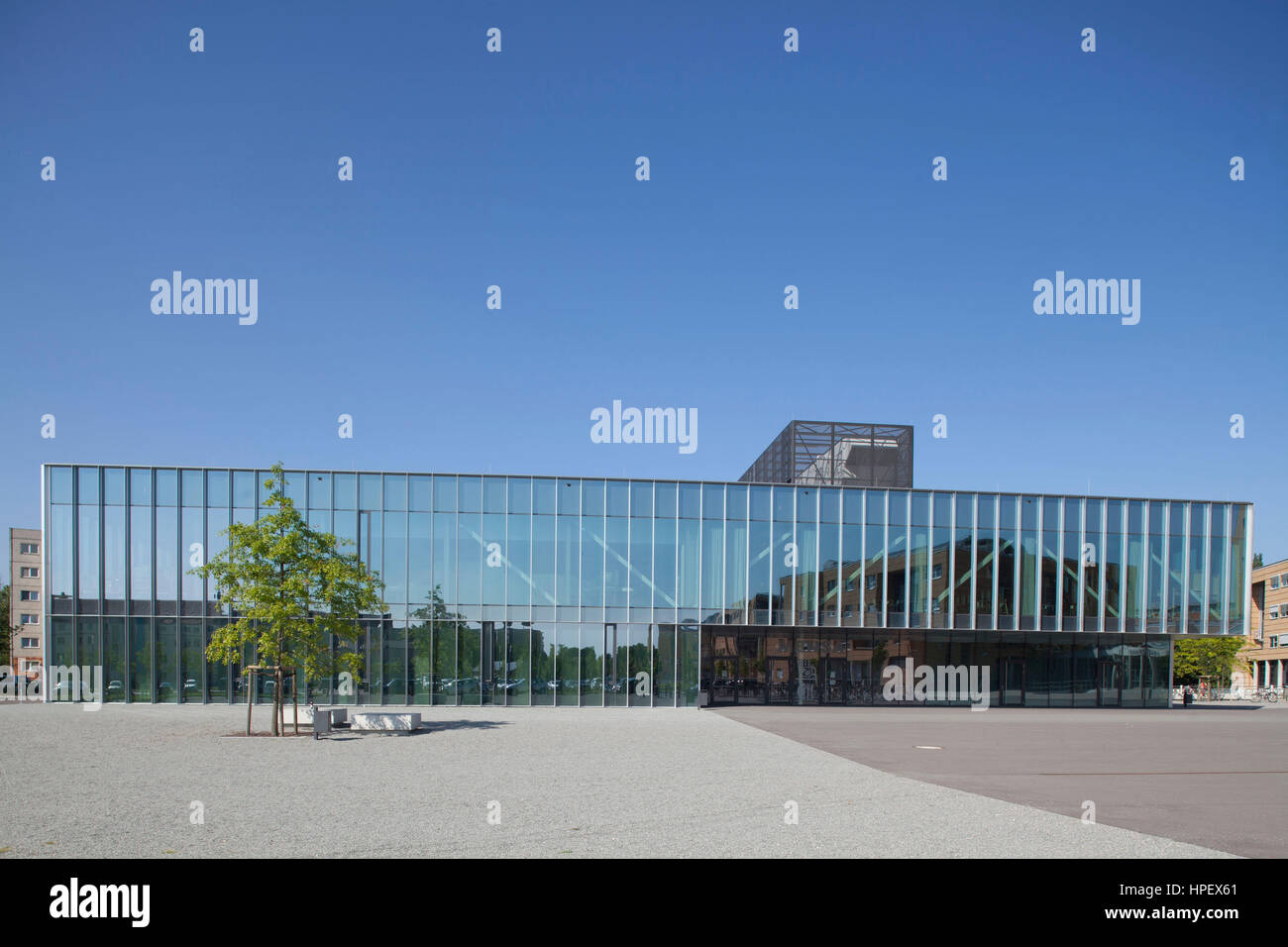 International Office Greifswald Baltic Campus Stock Photos Baltic Campus Stock Images Alamy
