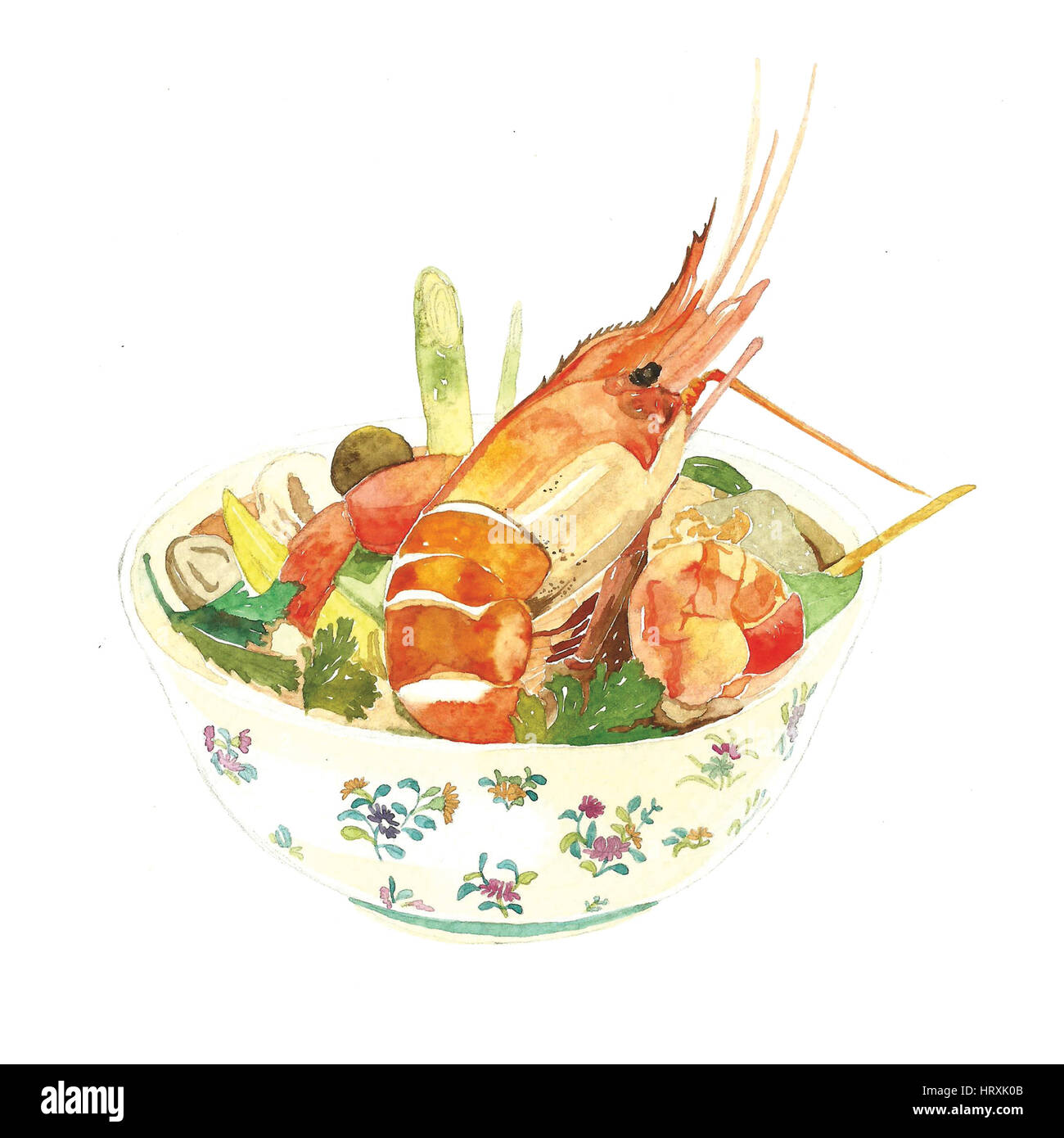 Blogspot Food Blog Sour Prawn Soup Thai Food Very Famous Thai Cuisine