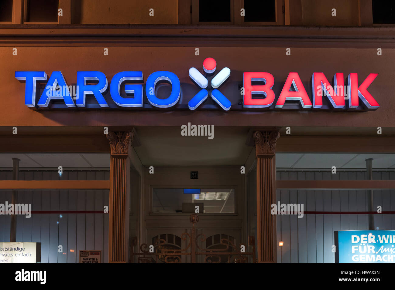 Cash Pool Partner Targo Bank German Banking System Stock Photos German Banking System Stock