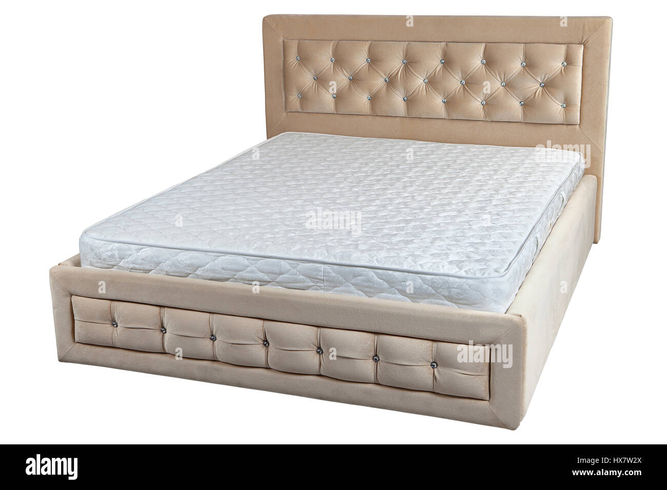 Double Bed With Mattress Deals Lift Up Double Bed With Storage Space And Orthopedic Mattress Big