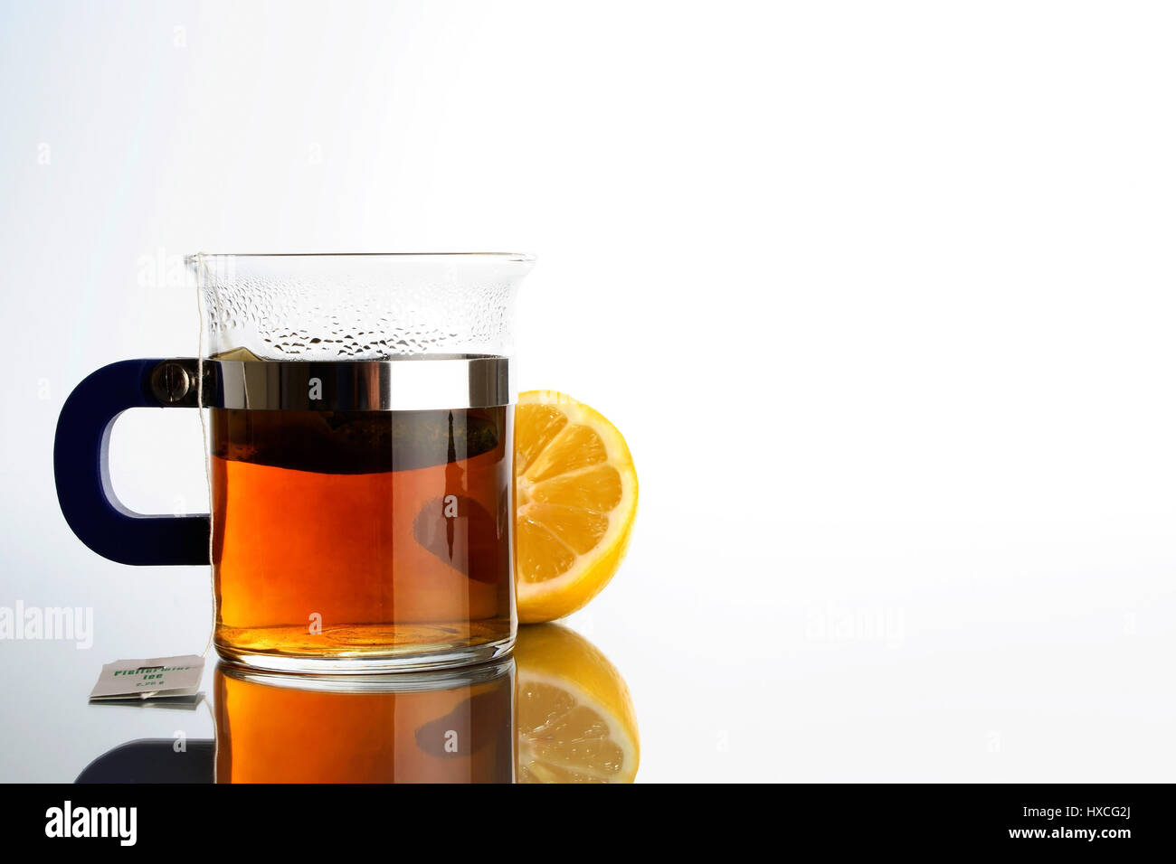 Teetassen Aus Glas Glass Tea Lemon Glas Mit Stock Photos Glass Tea Lemon Glas Mit
