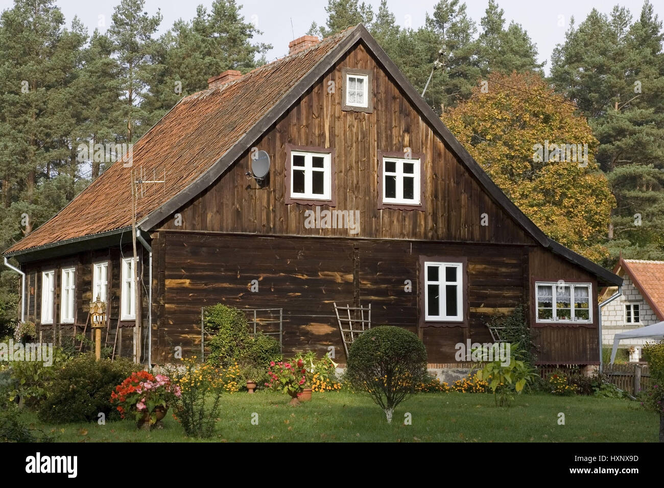 Massivholzhaus Polen Holzhaus Stock Photos Holzhaus Stock Images Page 3 Alamy