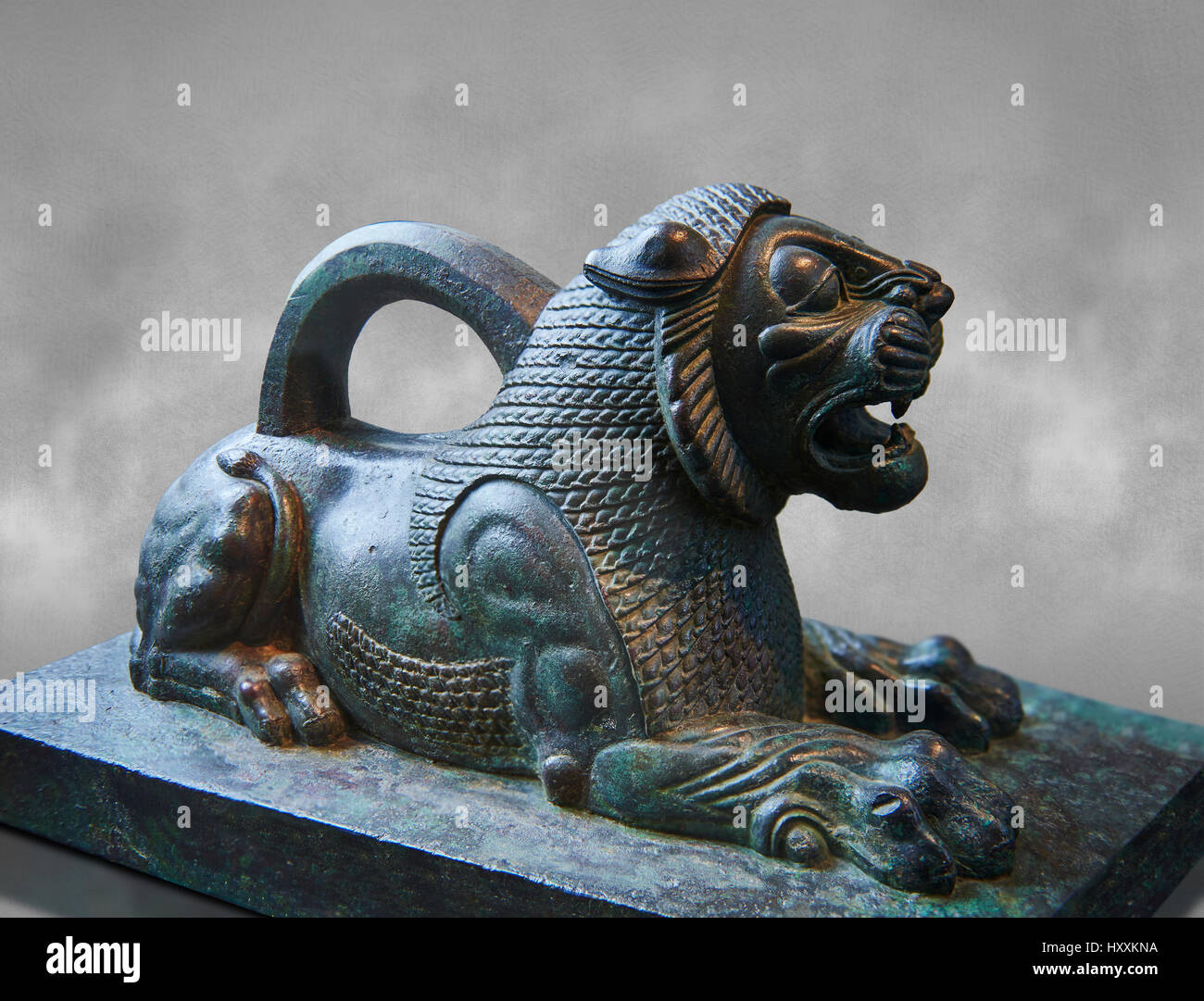 Persan Ancien Ancient Persian Sculpture Stock Photos And Ancient Persian