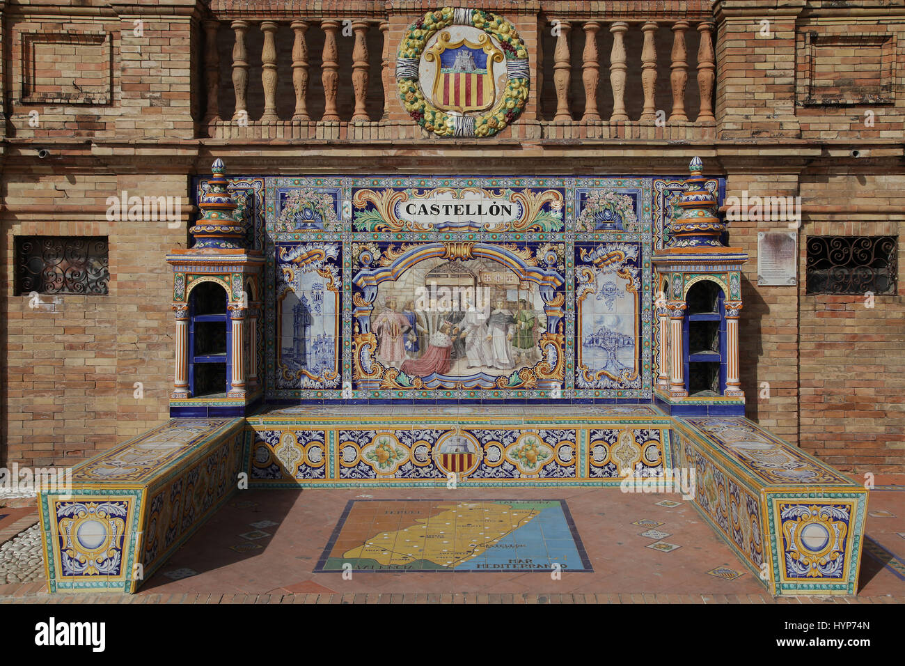 Azulejos Castellon Castellon Stock Photos And Castellon Stock Images Alamy
