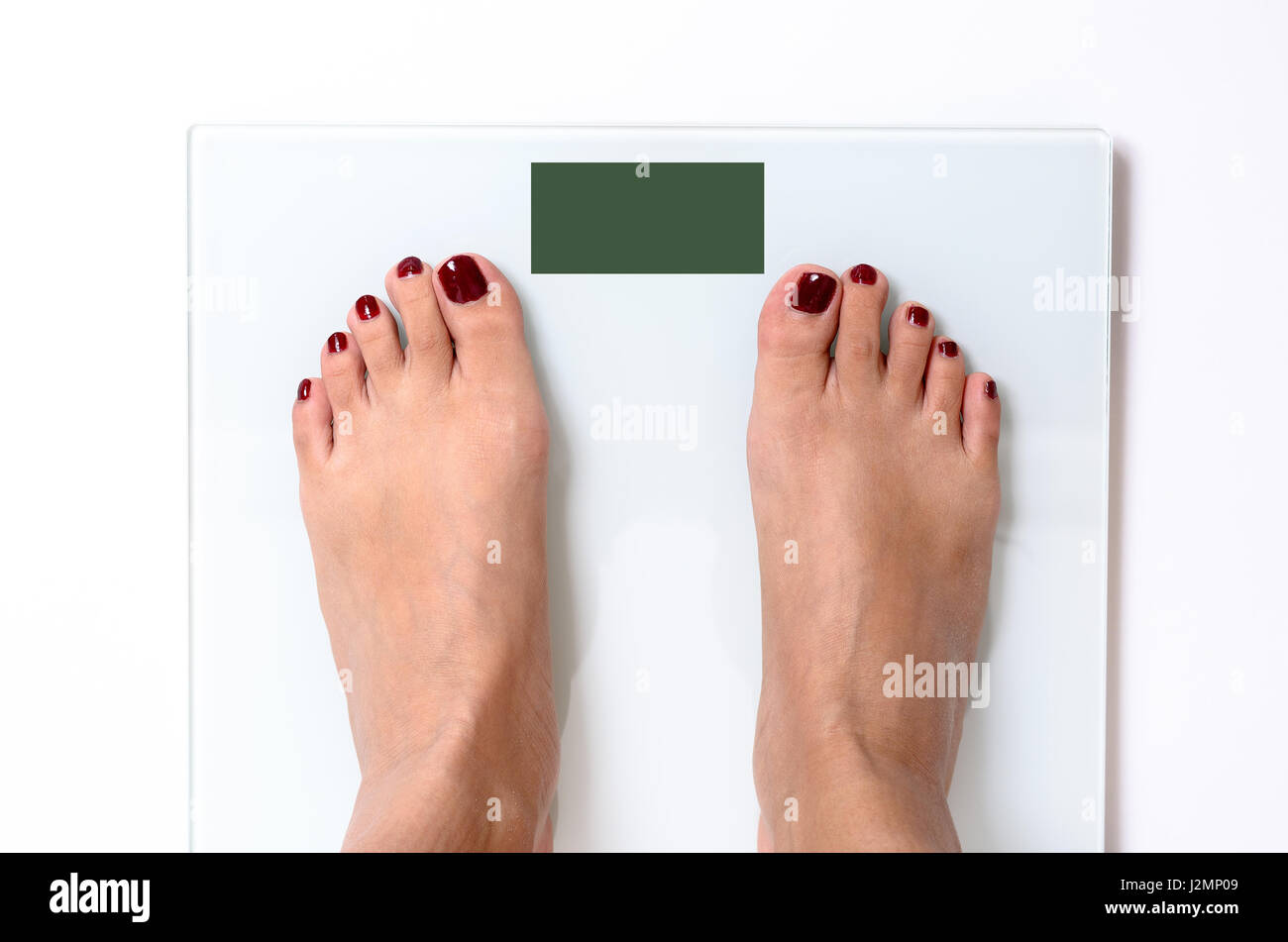 Feet On Scales Stock Photos Feet On Scales Stock Images