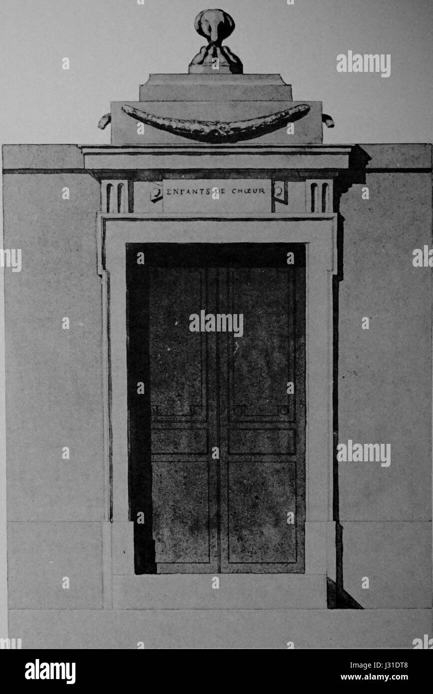 Porte De Maison Bmr La Porte Space Stock Photos La Porte Space Stock Images Alamy