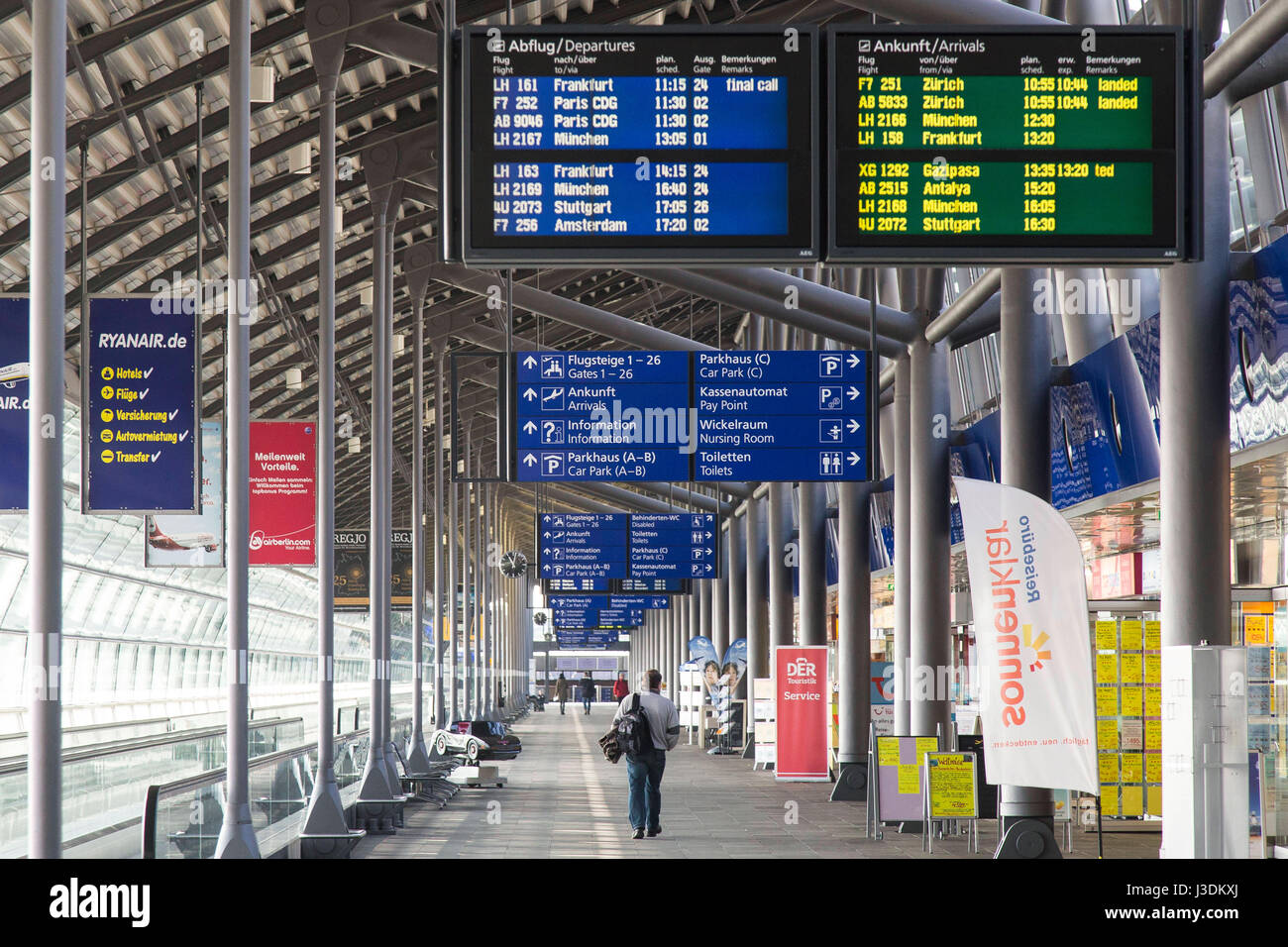 Leipzig Nach Halle Leipzig Halle Airport Stock Photo 139827930 Alamy