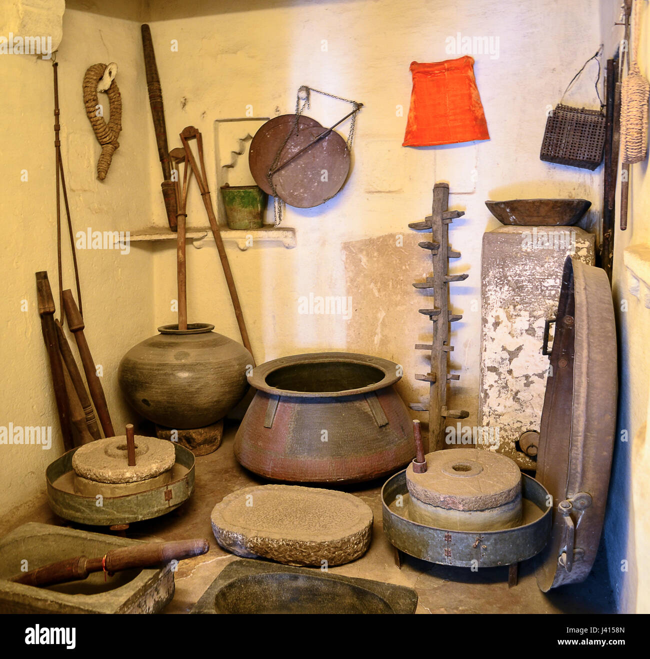 Kitchen King Ahmedabad Ancient Kitchen Utensils Udaipur Rajasthan Gujarat