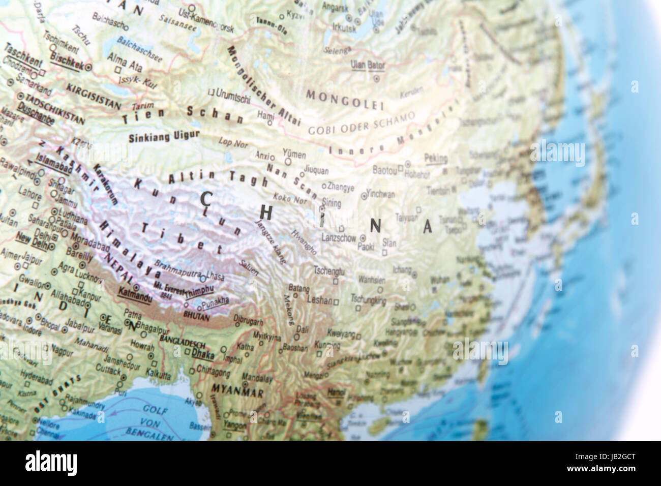 Chinese Geography Chinese Geography Stock Photos Chinese Geography Stock Images
