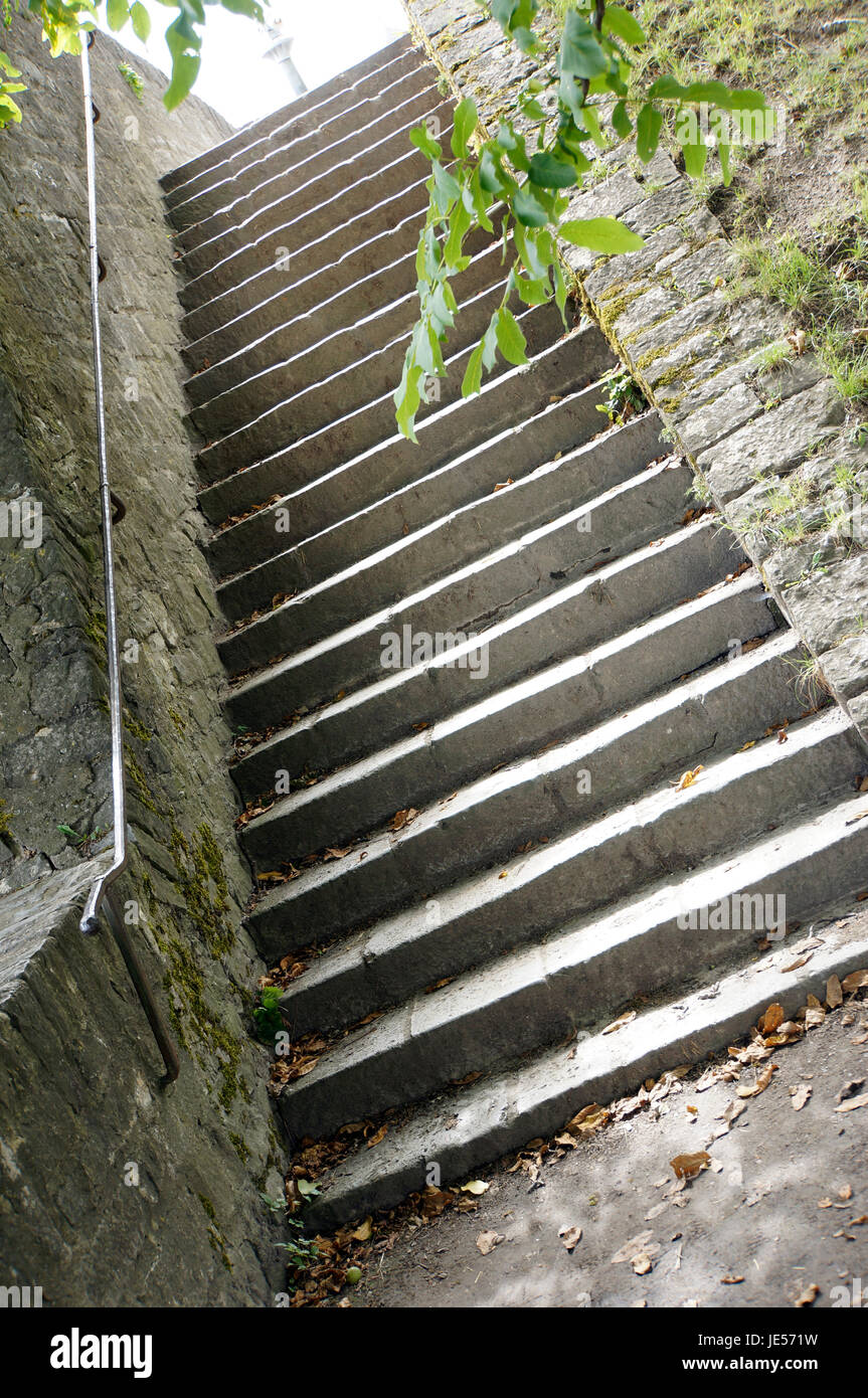 Steile Treppe Steile Treppe Stock Photos Steile Treppe Stock Images Alamy