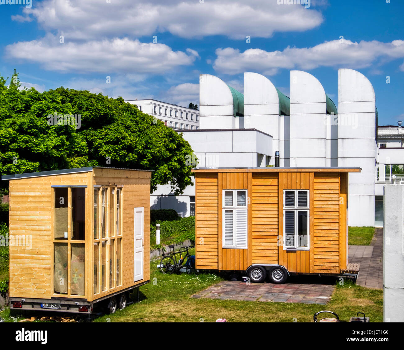 Tiny Haus Berlin Tiny House Berlin Qubomo Tiny House Berlin In Berlin