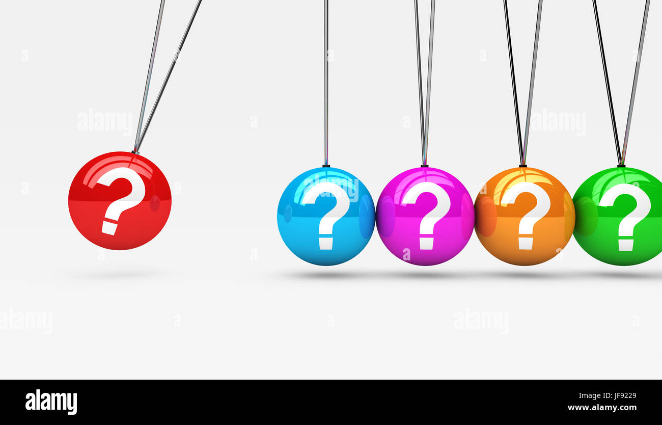 Customer Service Questions Question Mark Symbol And Icon On Colorful Spheres Customer Service