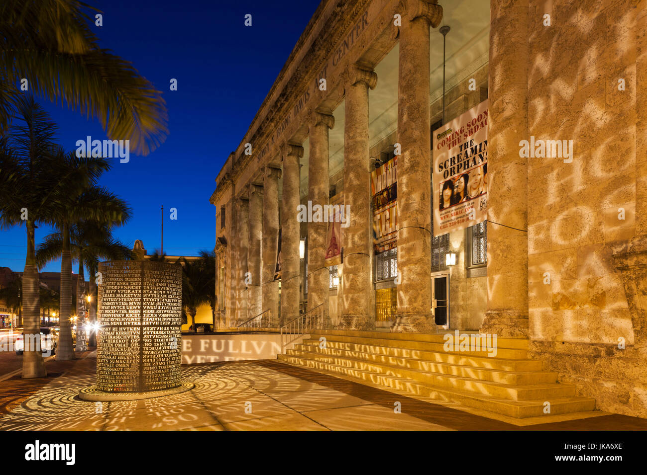 Somat Deco Fort Ft Myers Stock Photos Fort Ft Myers Stock Images Alamy