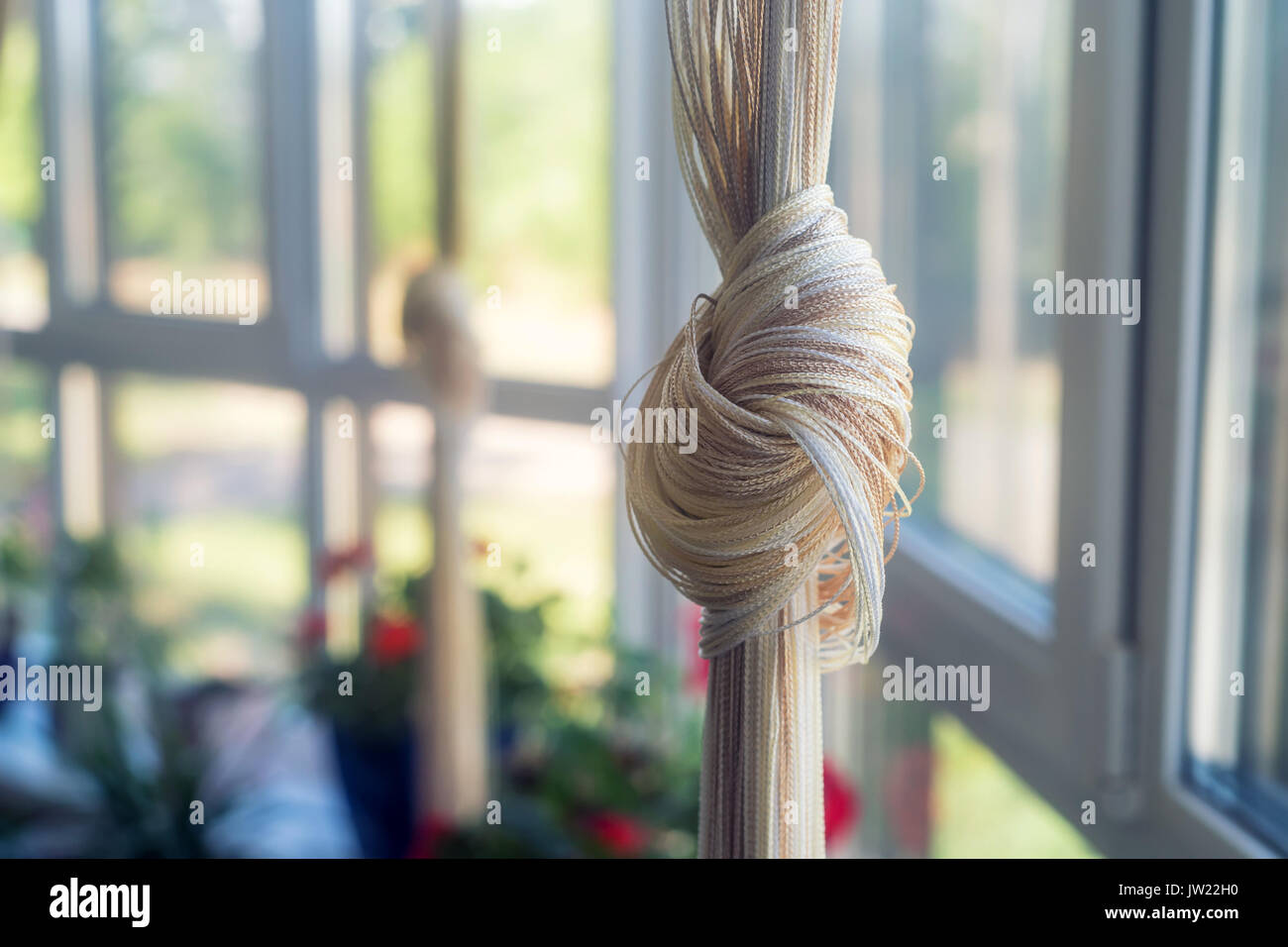 Rope Curtain Rope Curtain Stock Photos Rope Curtain Stock Images Alamy