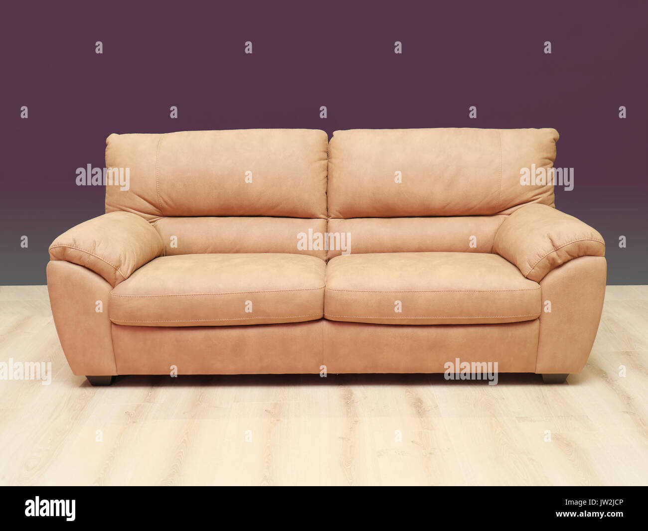 Purple Couch High Resolution Stock Photography And Images Alamy