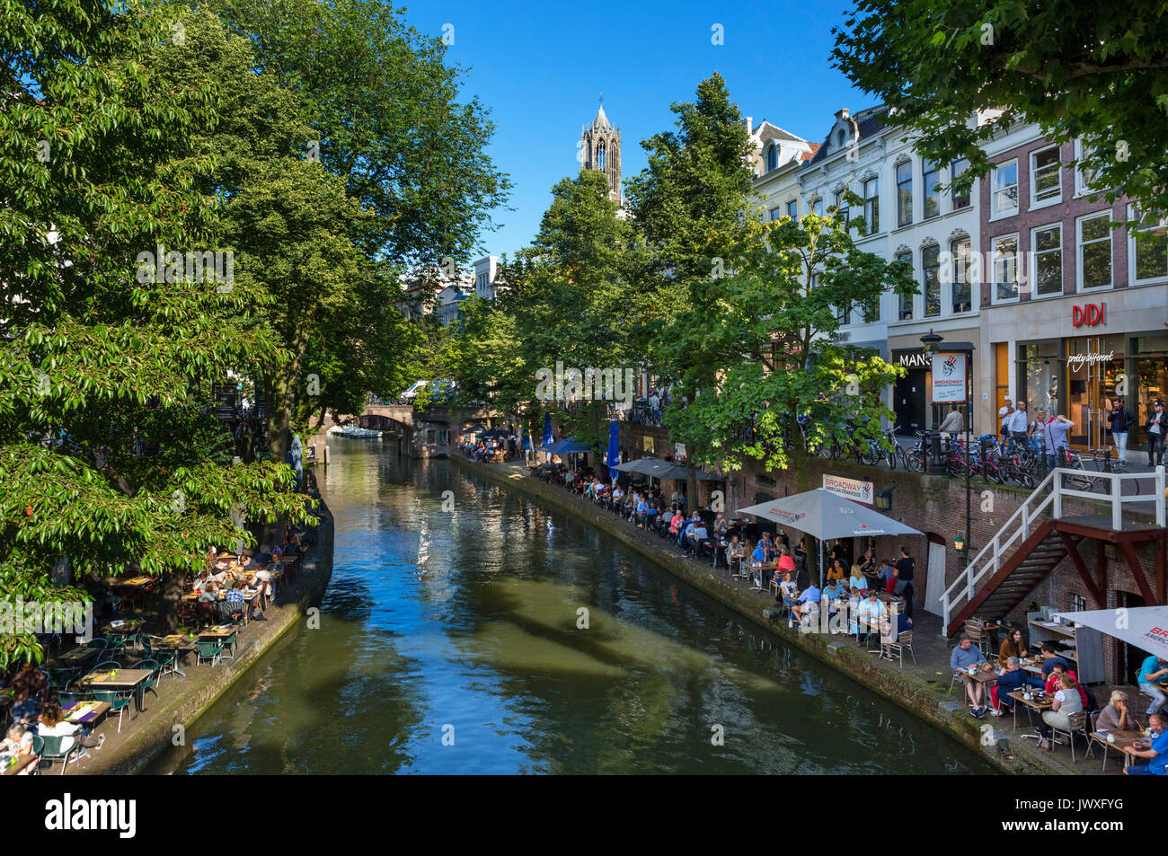Utrecht Netherlands High Resolution Stock Photography And Images Alamy
