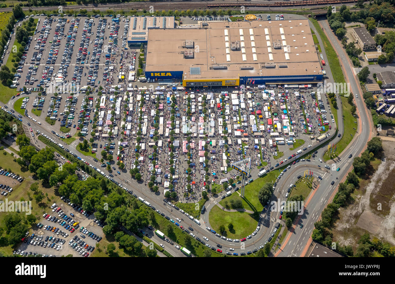 Ikea Furniture Market Flee Market Ikea North Duisburg At