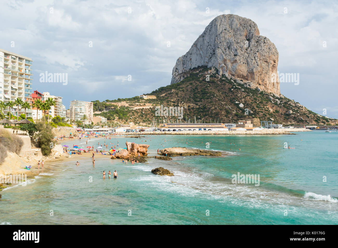 Costa Blanca Costa Blanca Beach Stock Photos And Costa Blanca Beach Stock
