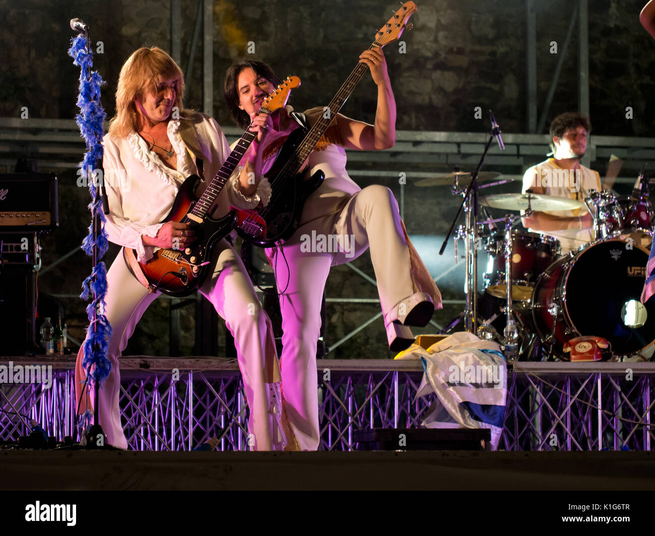 Abba Band Abba Band Stock Photos And Abba Band Stock Images Alamy
