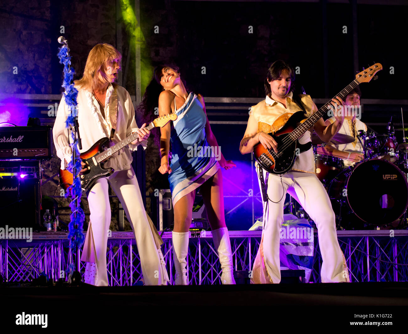 Abba Band Abba Performing Stock Photos And Abba Performing Stock