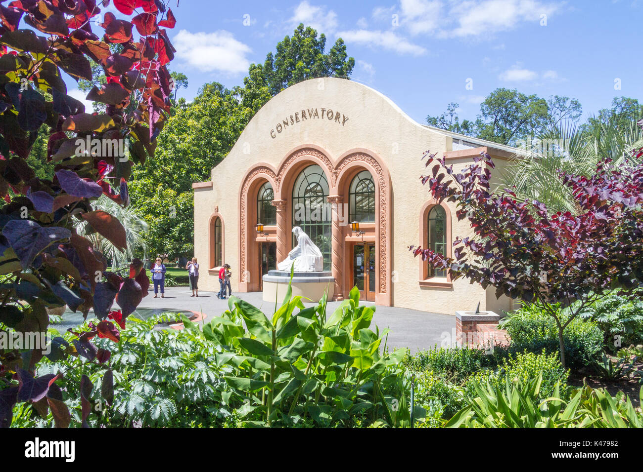 Hanging Gardens Melbourne Fitzroy Gardens Melbourne Australia Stock Photos And Fitzroy
