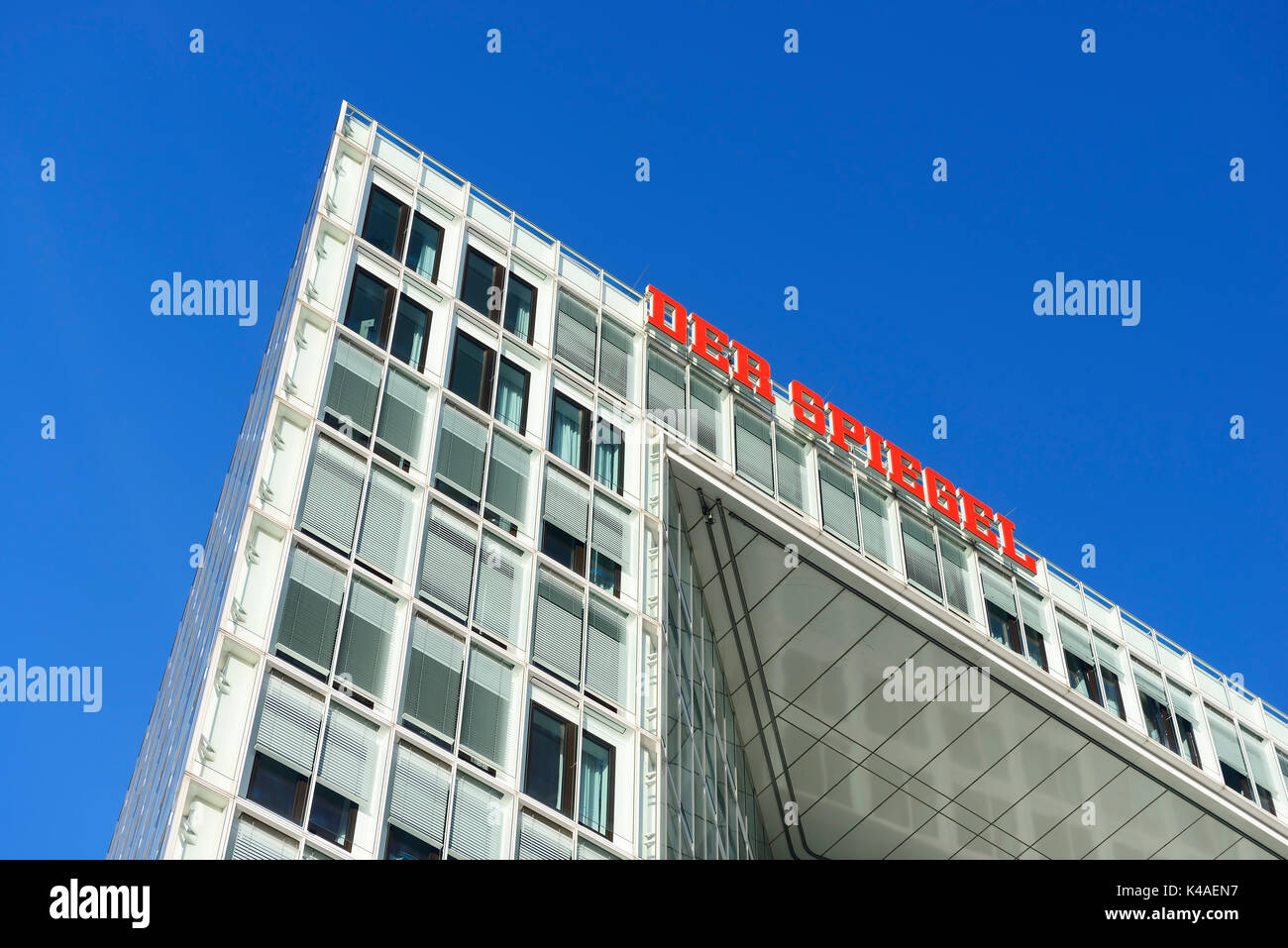 Spiegel Sonderausgabe Hamburg Spiegel Publishing House Stock Photos And Spiegel Publishing