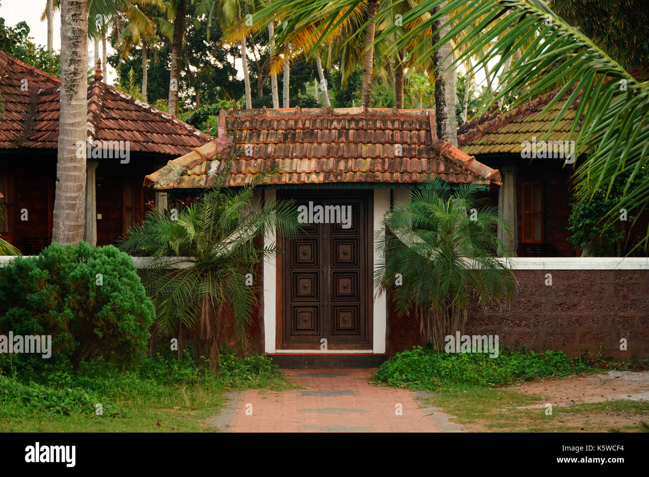 Beautiful Farmhouse In Kerala Old House Kerala Stock Photos And Old House Kerala Stock