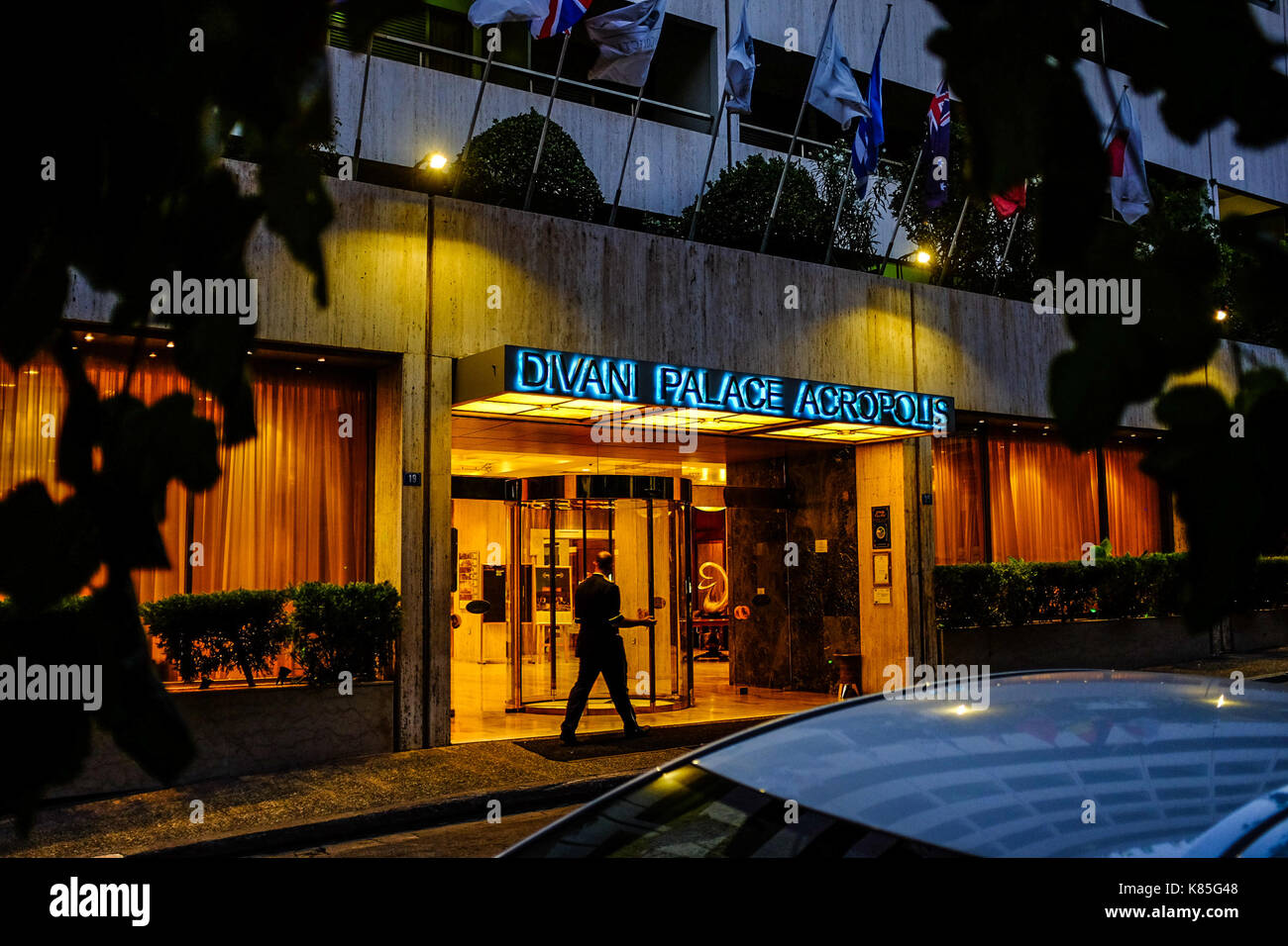 Divani Palace Acropolis Gym Divani Stock Photos And Divani Stock Images Alamy