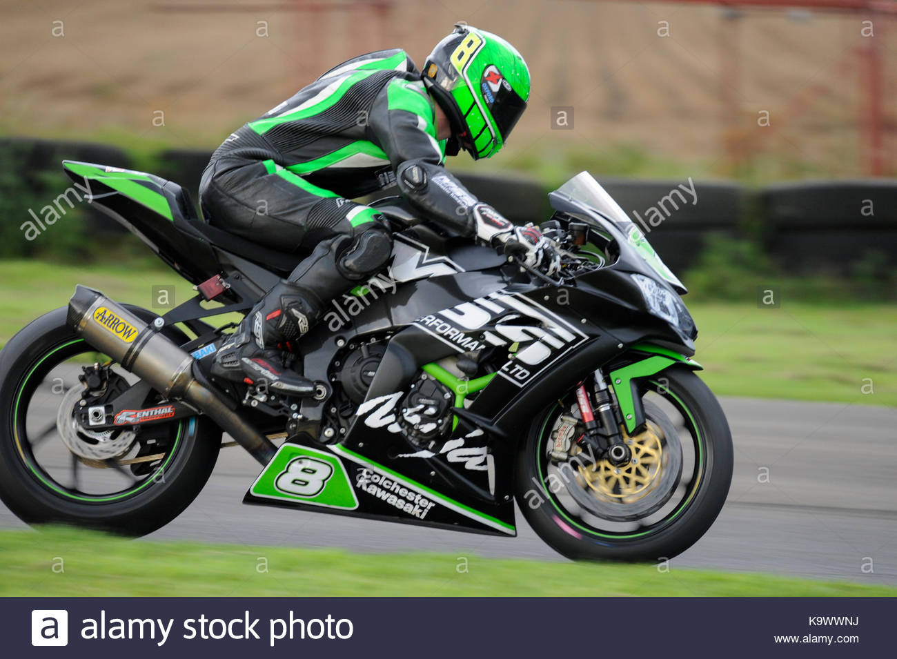 Rollo 24 East Fortune Uk 24 September 2017 Lewis Rollo 8 On His Zx10r