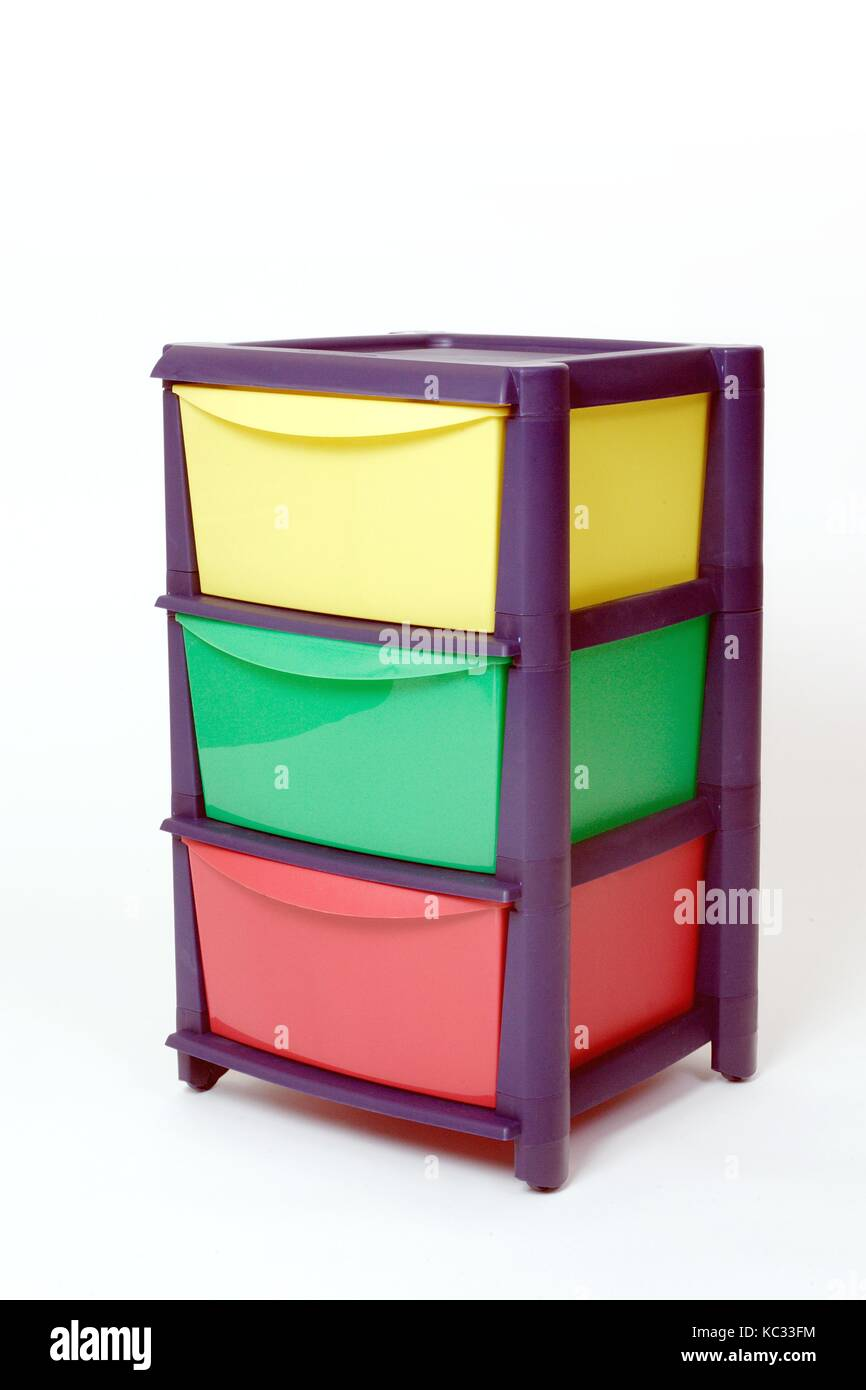 Cassettiere In Pvc Colourful Plastic Boxes And Containers Drawer Units Pvc Products