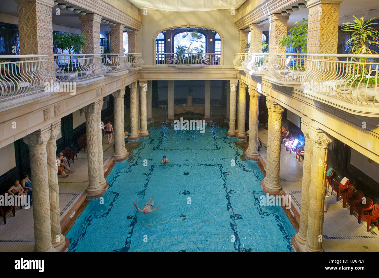 Baños Gellert Budapest Gellert Bad Stock Photos And Gellert Bad Stock Images Alamy