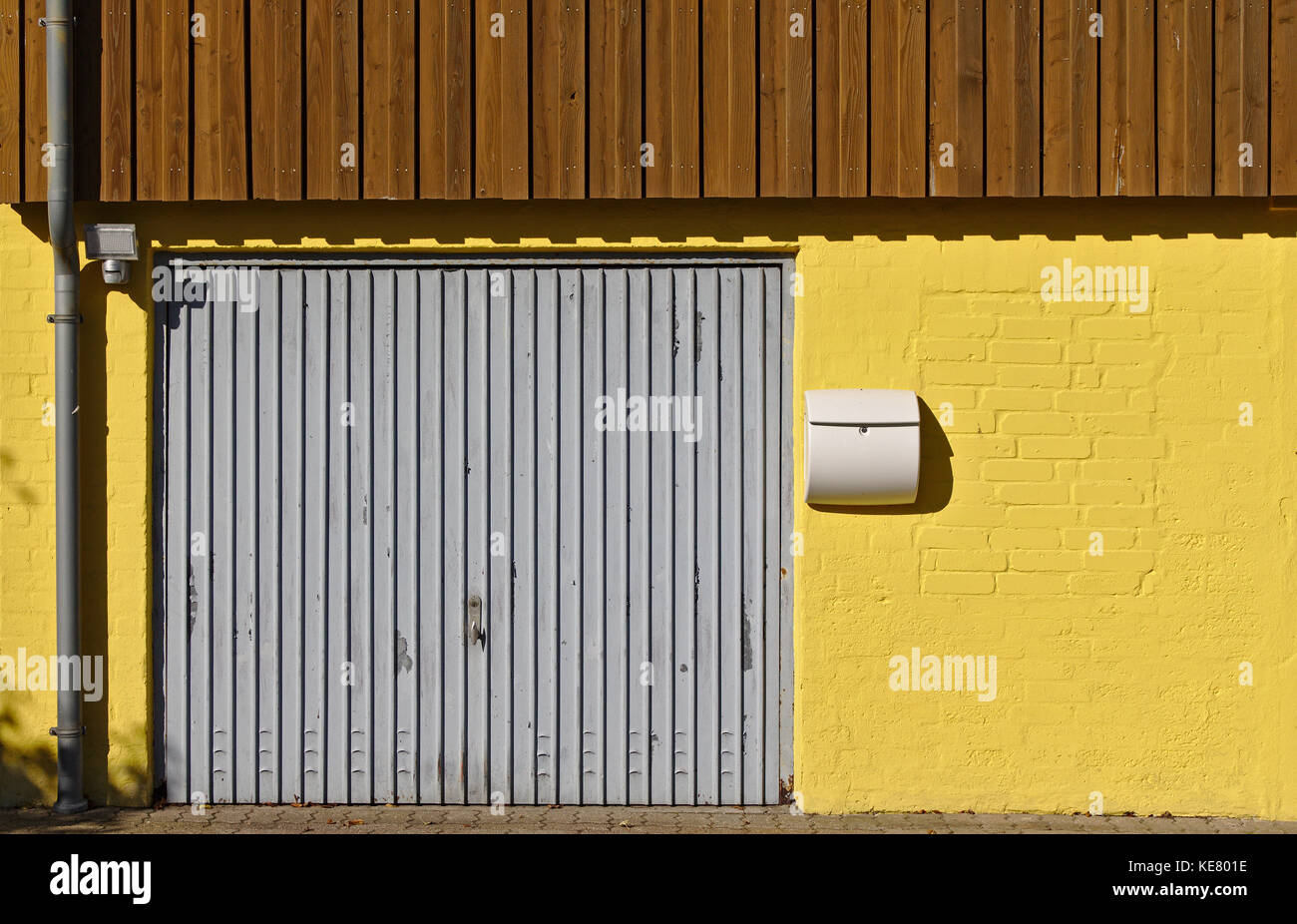 Holzvertäfelung Garage Paneling Stock Photos Paneling Stock Images Alamy