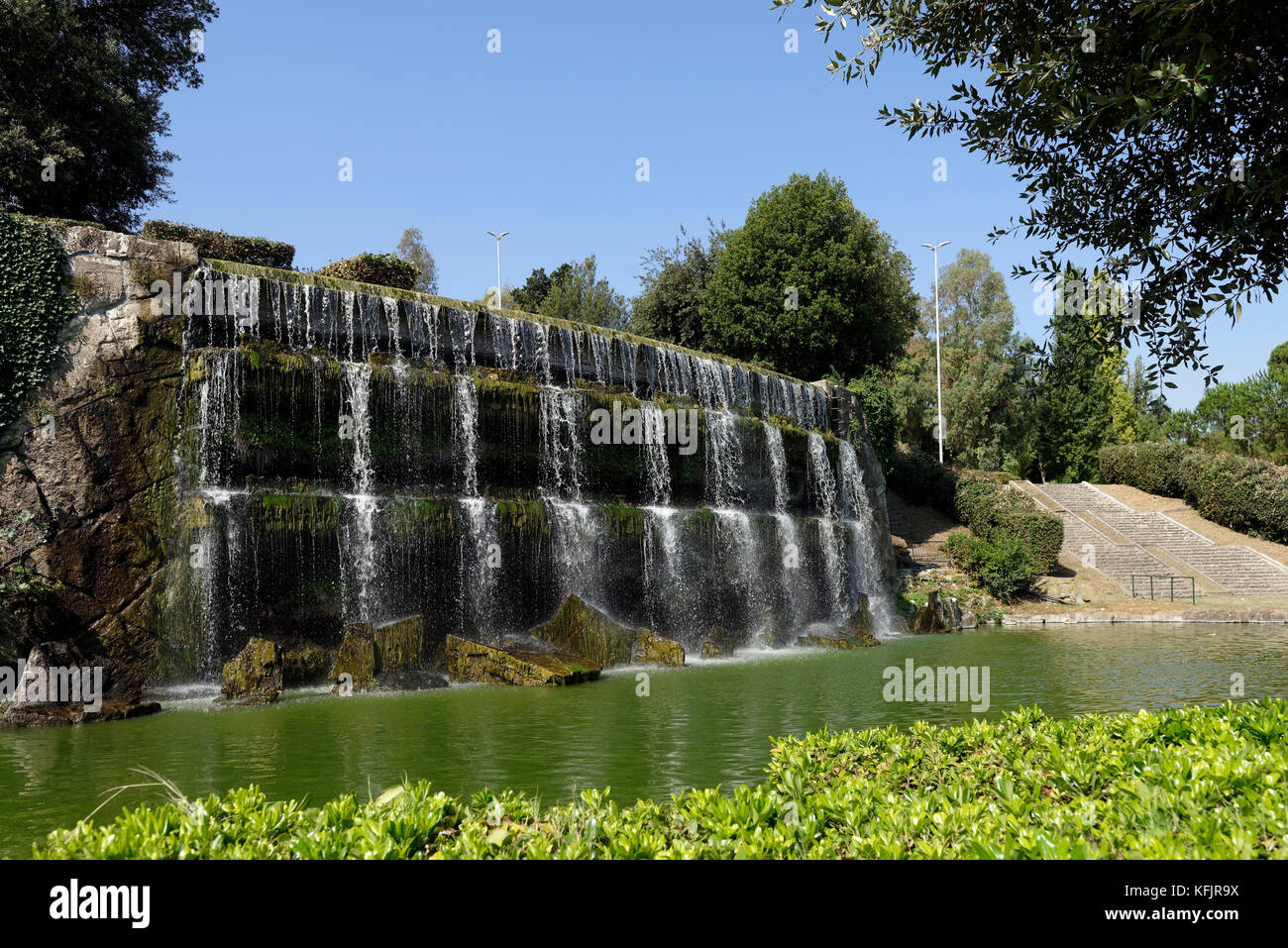Giardino Cascate Eur Cascate Italy Stock Photos And Cascate Italy Stock Images