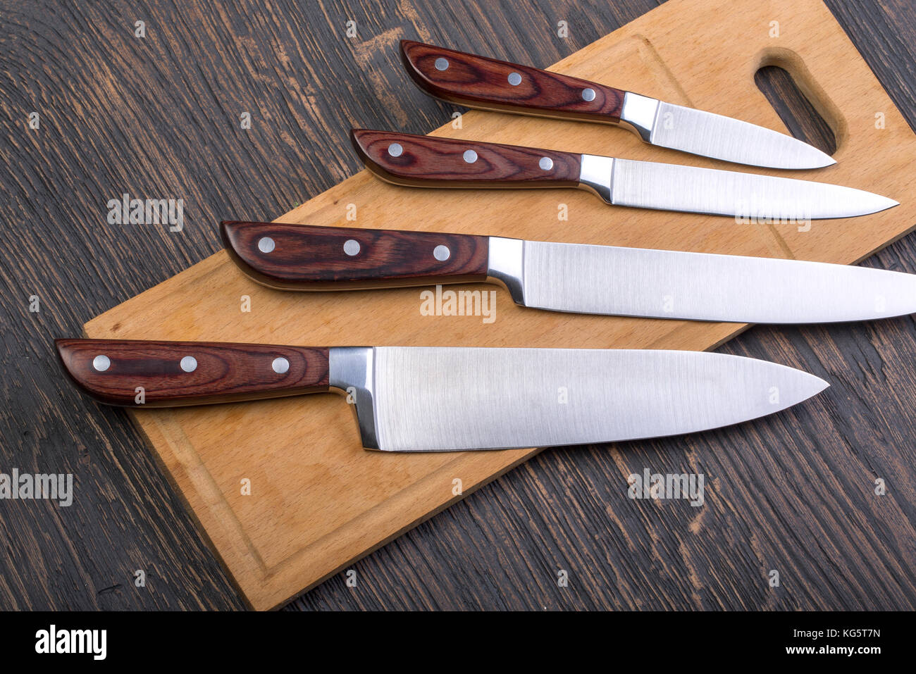 High Quality Cutlery Sets Sharpen Knives Stock Photos And Sharpen Knives Stock Images