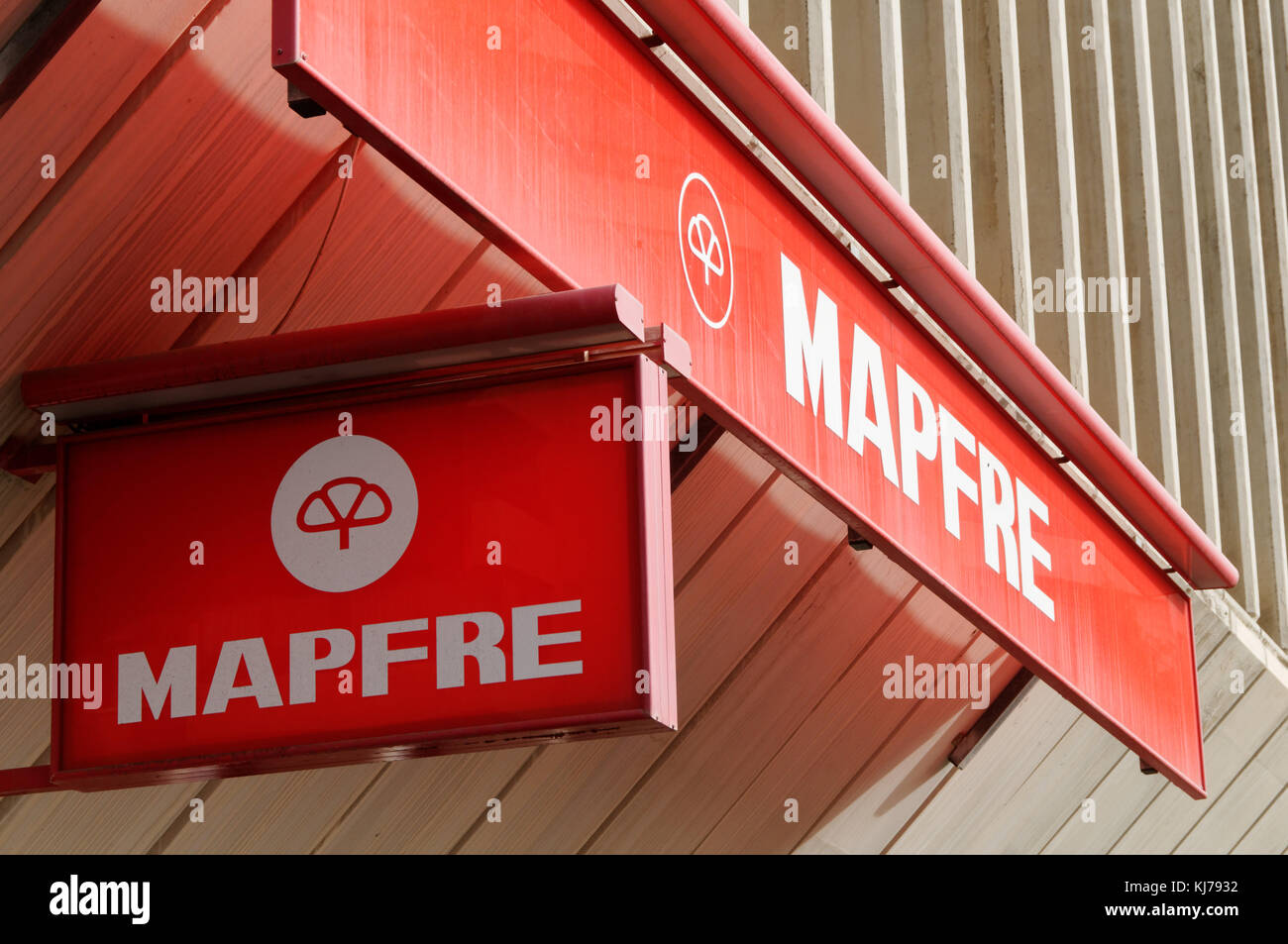 Mapfre Cuadro Medico Mapfre Insurance Stock Photos Mapfre Insurance Stock Images Alamy