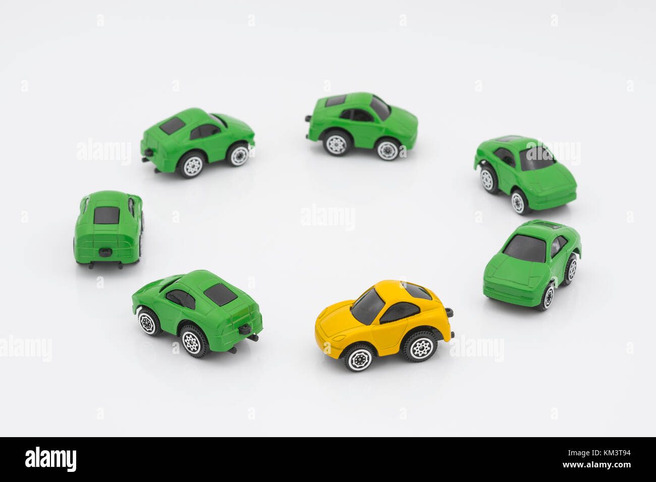 Low Emission Cars No Road Tax Going Round In Circles Stock Photos And Going Round In