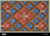 Gold Coffered Ceiling Stock Photos & Gold Coffered Ceiling ...